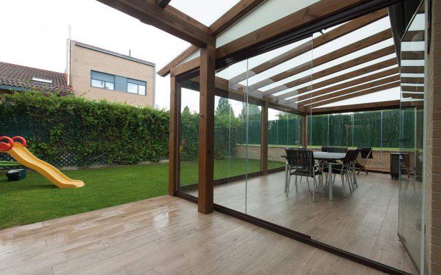 cortinas y madera 2
